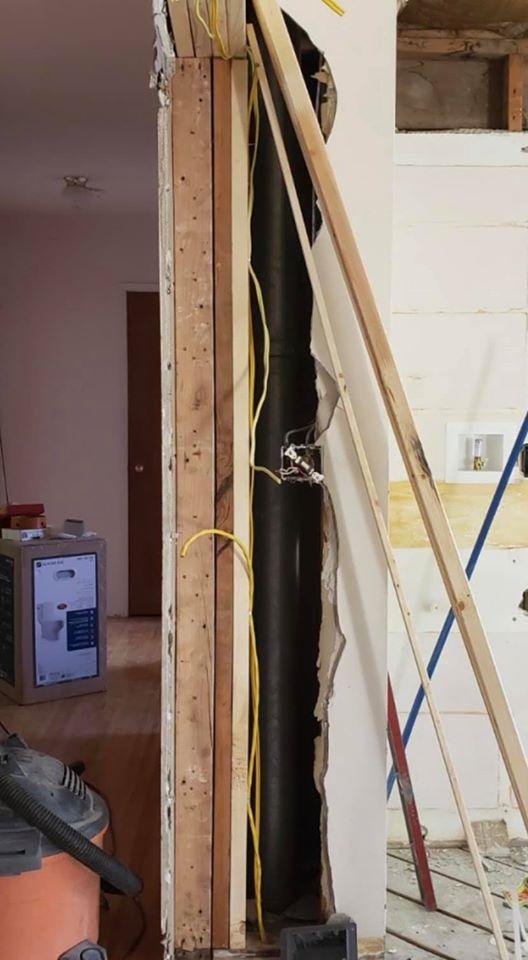 Drywall repair Arlington